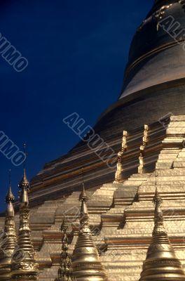 Shwedagon Pagoda,Myanmar
