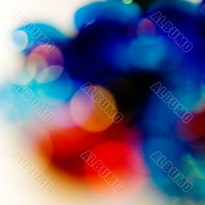 Multicolored Spots and Shapes
