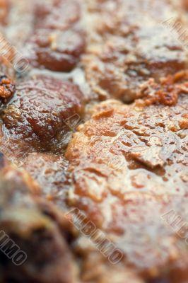 pork chop macro