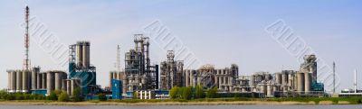 Refinery complex Antwerp