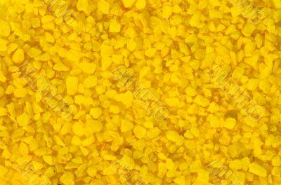 Rough yellow stone background
