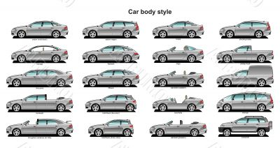 Car body style.