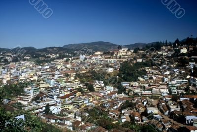 Village of Ooty,India