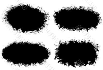 Grunge textures.