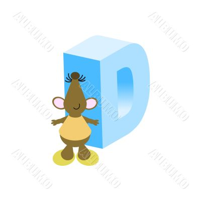 Mouse and Letter