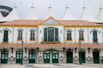 European antique house