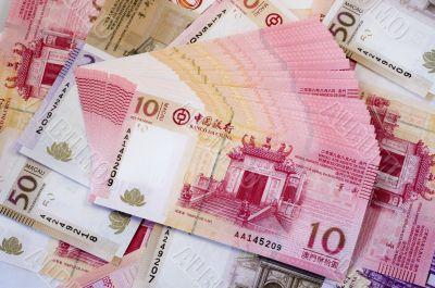 Macau dollar (patacas)