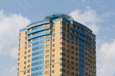 A highest floors ob big house