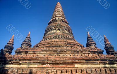 Temple,Myanmar