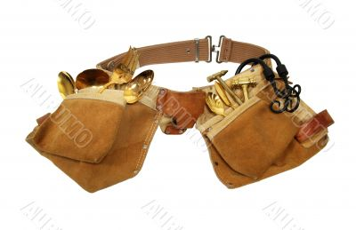 Tool belt of many trades
