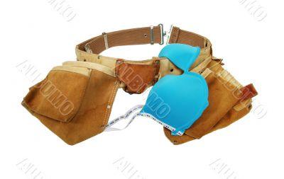 Bra and tool belt