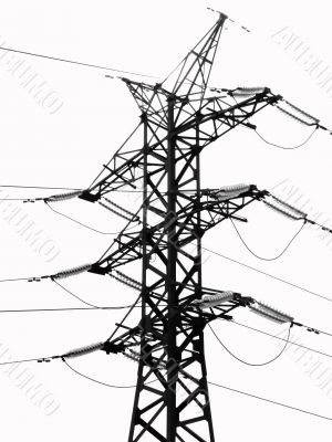 bearing of power transmission line