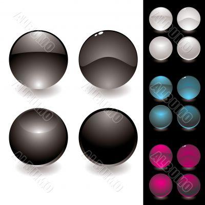 four button variation