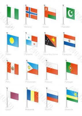 Flag icon set-part 9