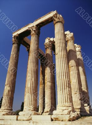 Athens, Greece. Wide view