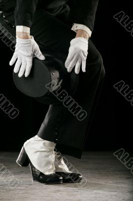 Cabaret Dancer