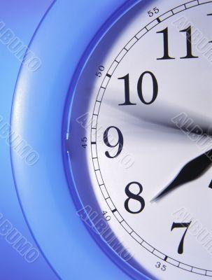 Partial Clock Face