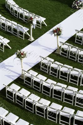 Afternoon Wedding Ceremony