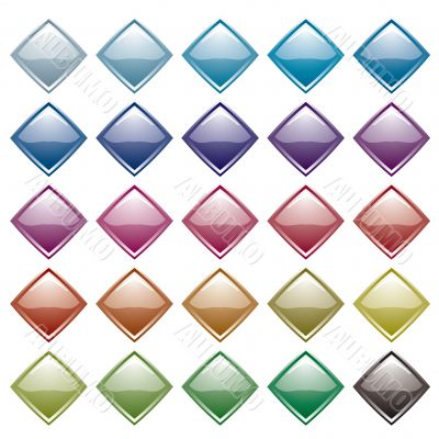 rainbow diamond variation