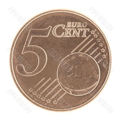 Uncirculated 5 Eurocent