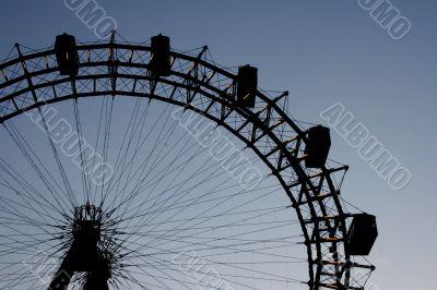 Vienna observation wheel