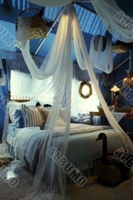 bedroom decor. interior.