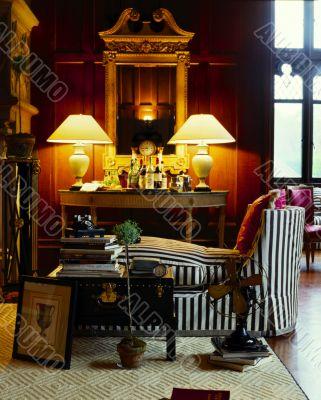 living room. home interior