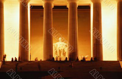 Lincoln Memorial, D.C.