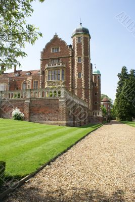 Old English stately home