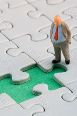 Retiree puzzle