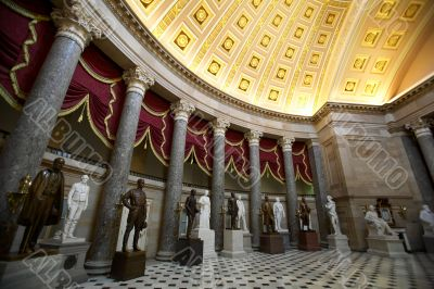 Statuary Hall, Capitol