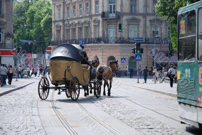 Lviv, City Centre