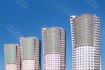 part of buildings