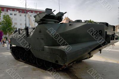 Vehicle Of Combat
