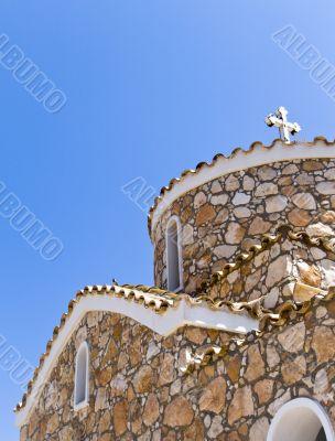 The Greek church