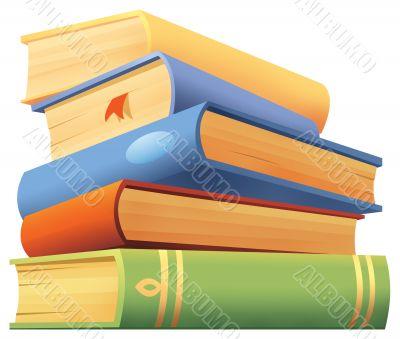 Vector books
