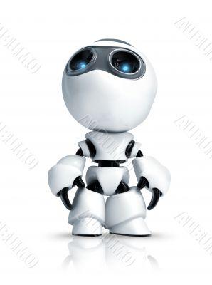 robot i look up