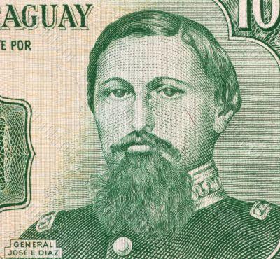 General Jose Edubigis Diaz