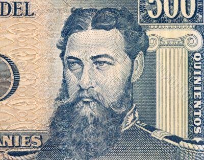 General Bernadino Caballero