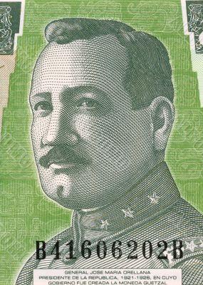 General Jose Maria Orellana