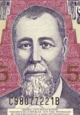 General Justo Rufino Barrios