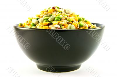 Soup Pulses in a Bowl