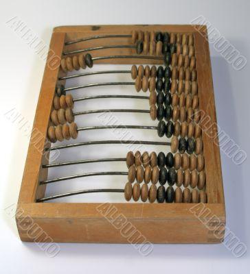 Manual abacus