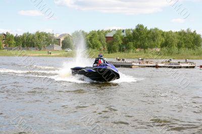 Water motors Sport