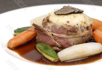 gourmet meat
