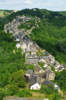 Medieval Village of Najac France