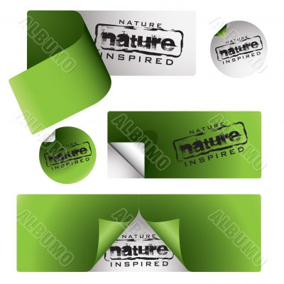 nature labels