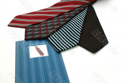 Father's Day, ties