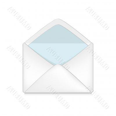 opened envelope concept