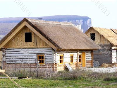 Houses of logs